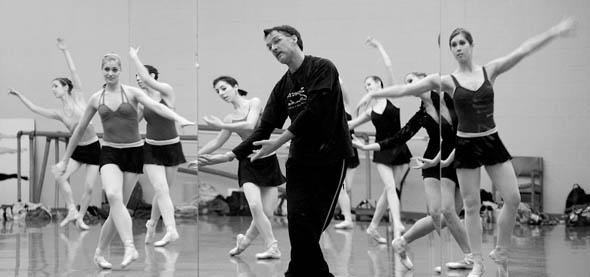 Paul Vasterling-Nashville Ballet Choreographer
