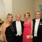 Elizabeth and Senator Bob Corker, Gennie and Rob McCabe