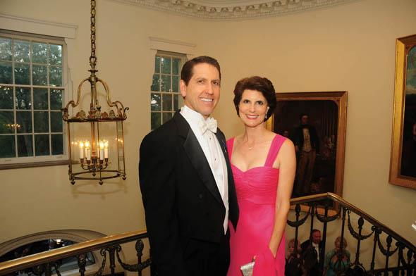 John And Nancy Cheadle