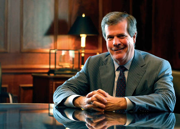 Mayor Karl Dean, photographed by Anthony Scarlati