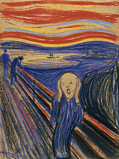 Munch, The Scream