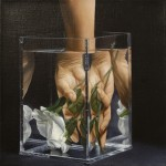 Jeff Danley, Submerged No. 2 (Hand with Flower)