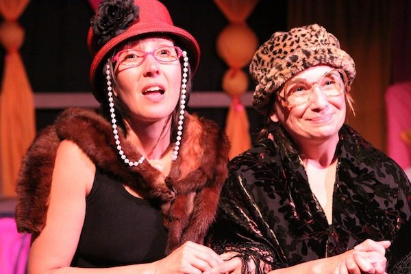Cathy Sanborn Street and Holly Allen in Parallel Lives
