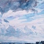 Study of Clouds, Constable