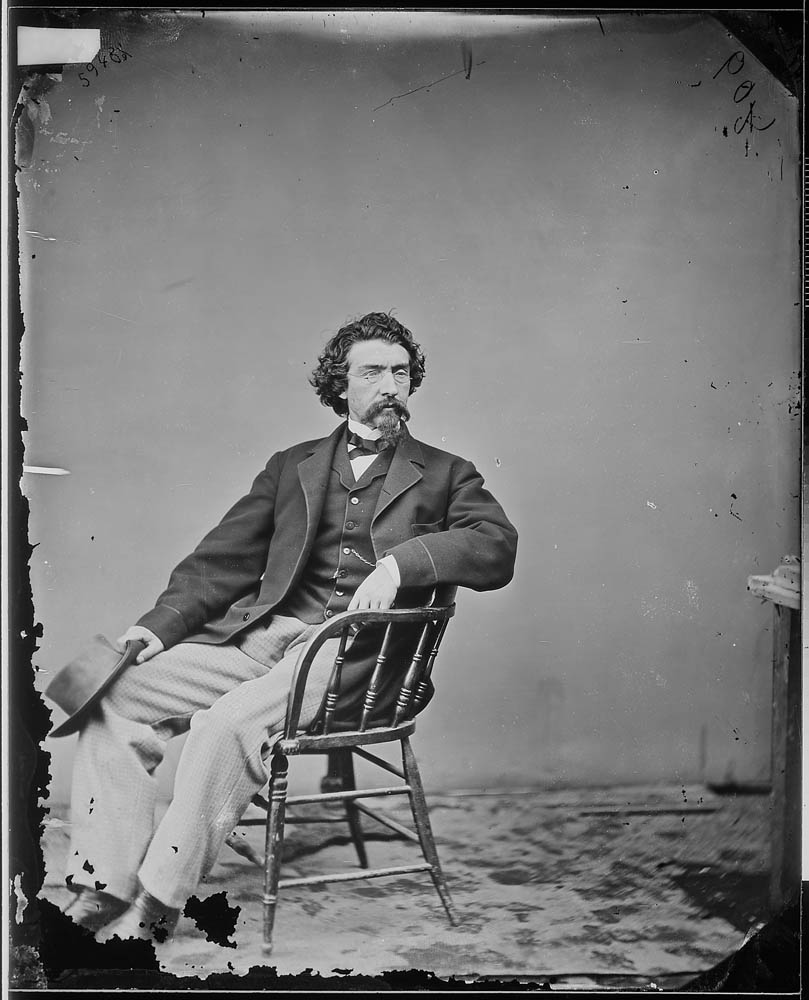Mathew Brady Civil War Photographer Affects The Outcome