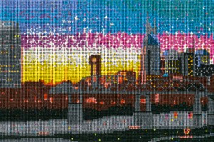 The Rymer Gallery, Herb Williams, Nashville Skyline