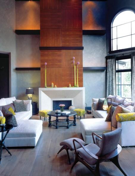 Interior design by Kathy Anderson of Anderson Design Studio