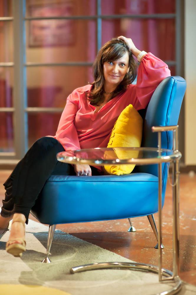 Kathy Anderson, photo by Jerry Atnip