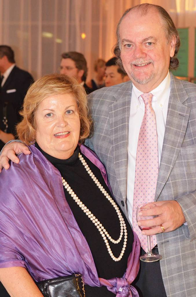 Anne and Michael Saint – Mad Men Party
