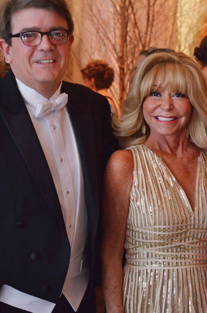 Bert Parrish and Joyce Vise – Symphony Ball