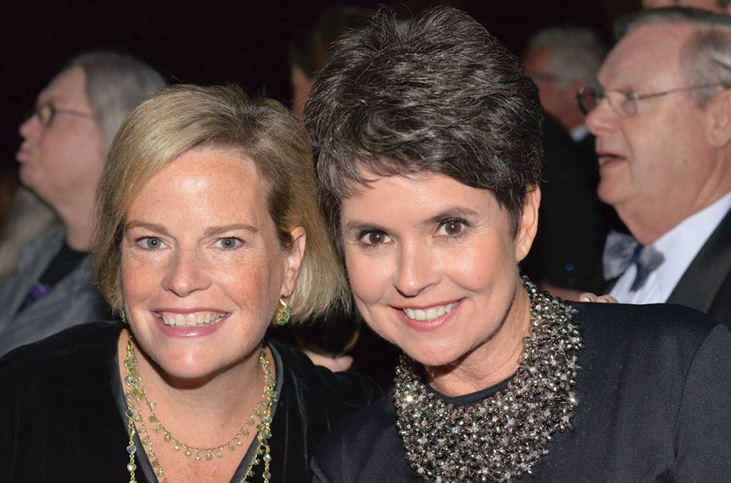 Emme Nelson Baxter and Demetria Kalodimos – Conservancy Gala
