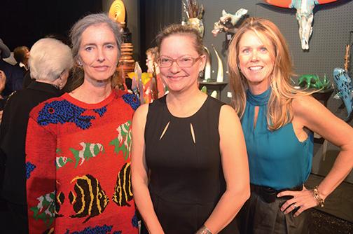 Chairs Kelly Linton, Carrington Fox, Arnita Ozgener – Artclectic