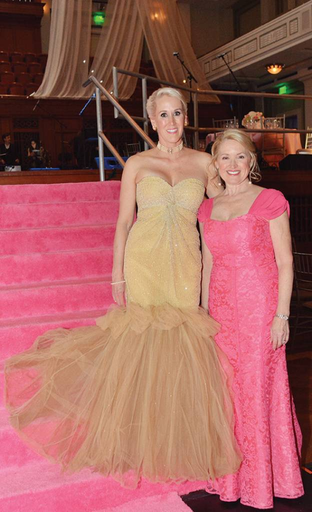 Chairs Sarah Reisner and Suann Davis – Ballet Ball