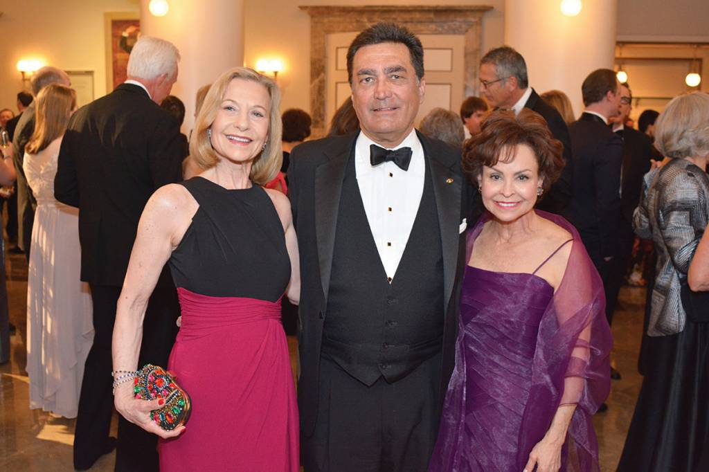 Lucie Carroll, Owen and Amy Joyner – Ballet Ball