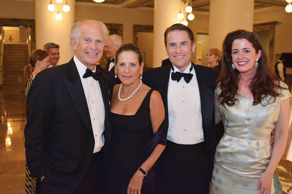 Frank and Julie Boehm, Craig and Nichole Huseby – Ballet Ball