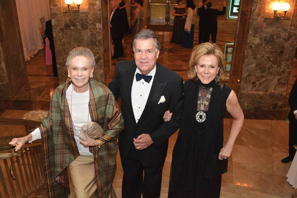 Clare Armistead, Donnie and Elizabeth Nichols – Ballet Ball