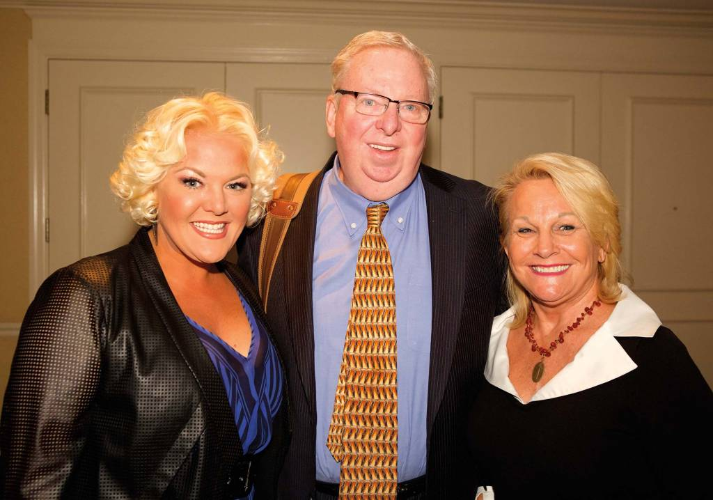 Judge Heather Byrd, Mike and Sharon Pigott – Dancing for Safe Haven