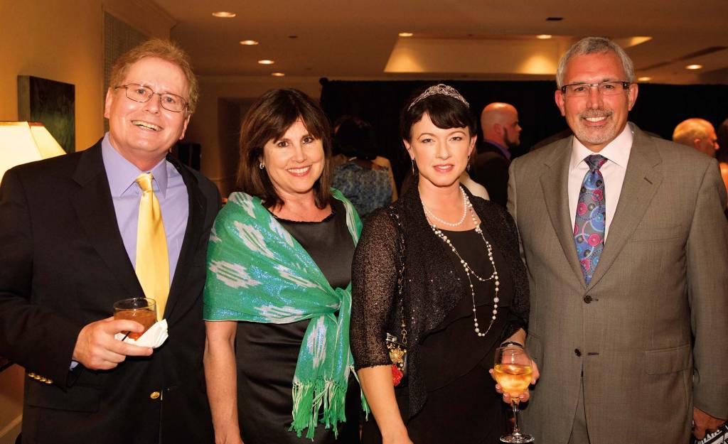 Alan and Beth Hall, Julie and John Steele – Dancing for Safe Haven