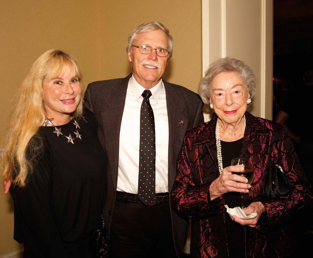 Joni Werthan and Larry Jessen, Heloise Kuhn – Dancing for Safe Haven