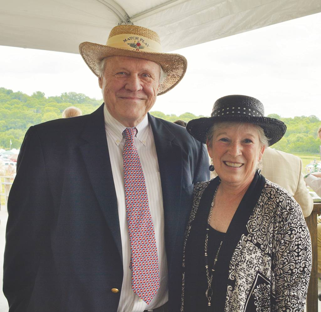 Tom and Mary Ellen Rodgers – Steeplechase