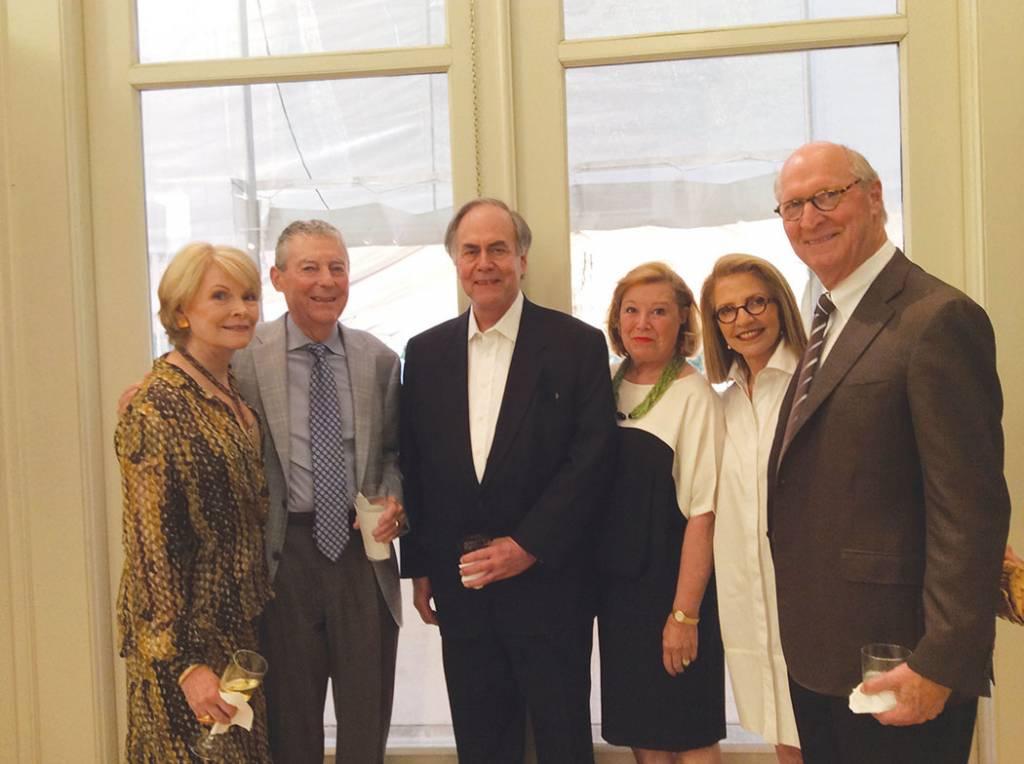 Susan and Luke Simons, Gary and Joanne Haynes, Kay and Steve Horrell – Haynes Dinner