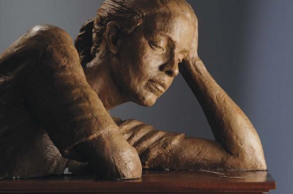 Farrar, Bronze, life-size edition of 12