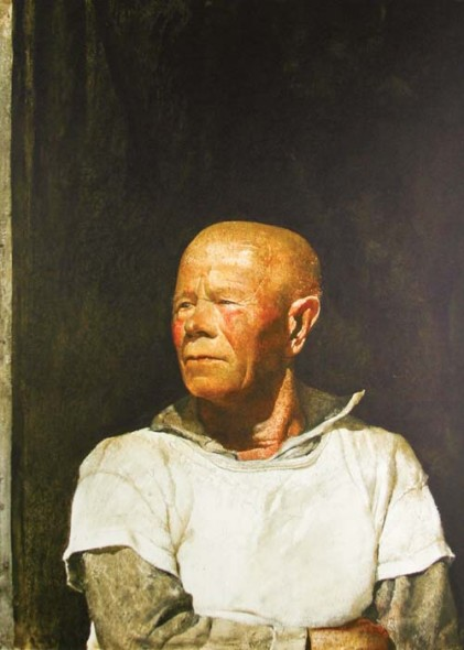 "Finn,1976, Collotype, 29"" x 21"""