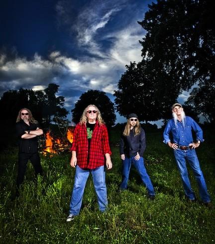 Kentucky Headhunters, Photography by Ash Newell