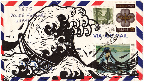 Call for Artists: Letter to Me - Mail Art -