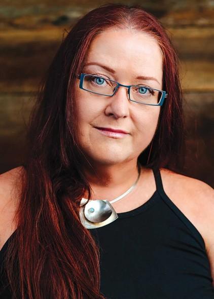Susan Thornton; Photograph by Tausha Ann Photography