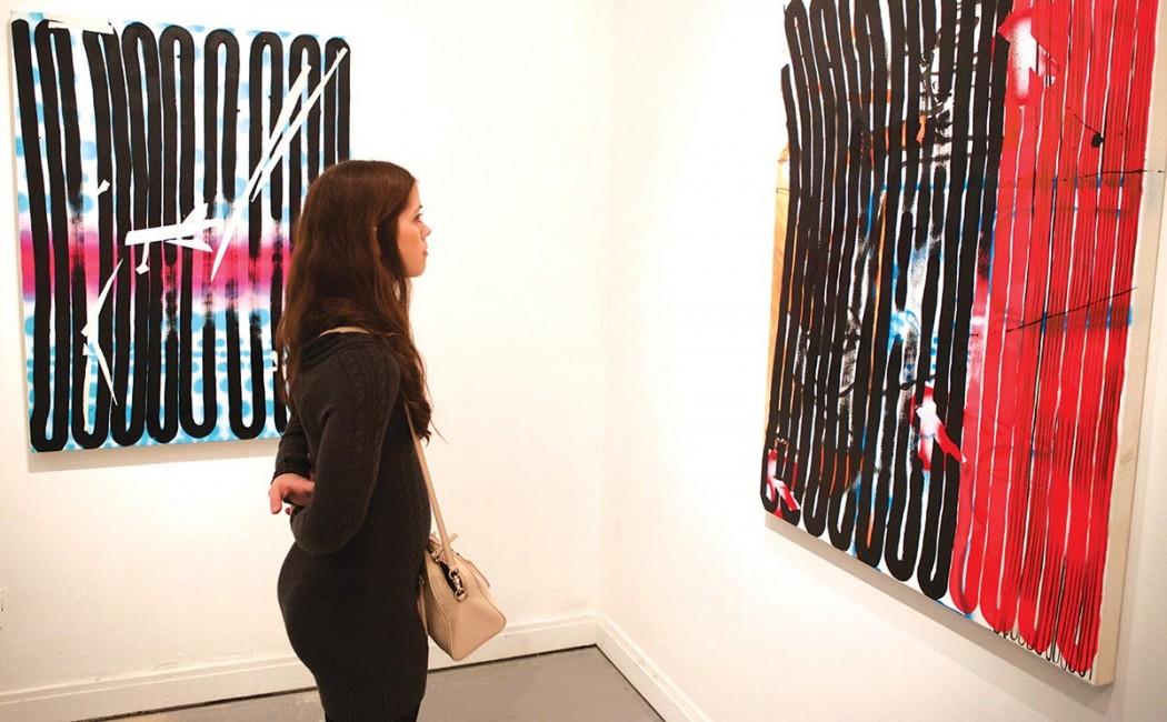 Micaela Bray at Coop Gallery