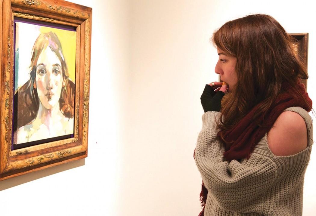 Michelle Steele at Julia Martin Gallery
