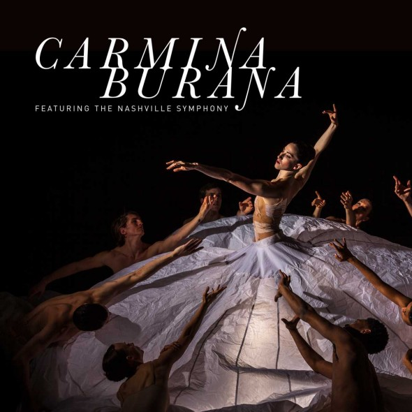 Carmina Burana Graphic. Photo David Bailey