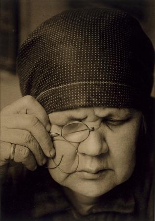 Alexander Rodchenko. Mother, 1924.