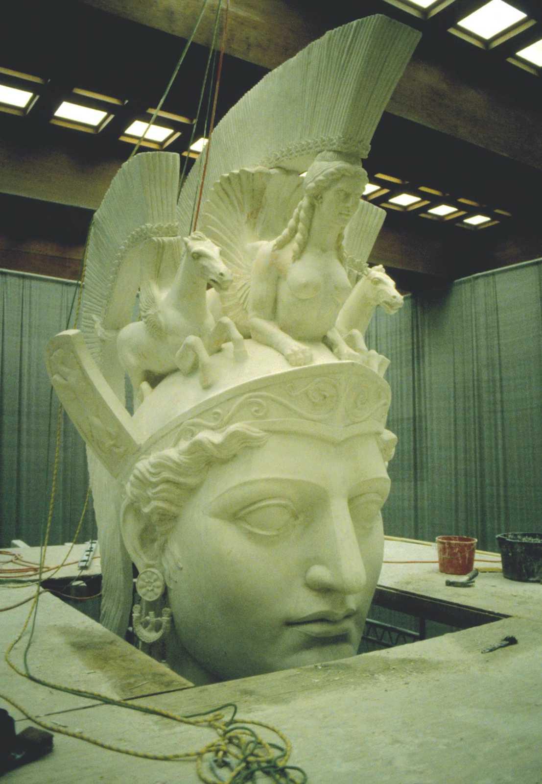 Image 2 Athena Head