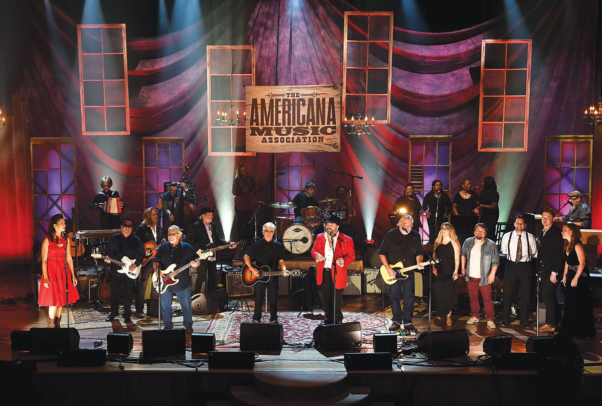 Americana Honors & Awards Finale Photograph by Getty Images/ Erika Goldring