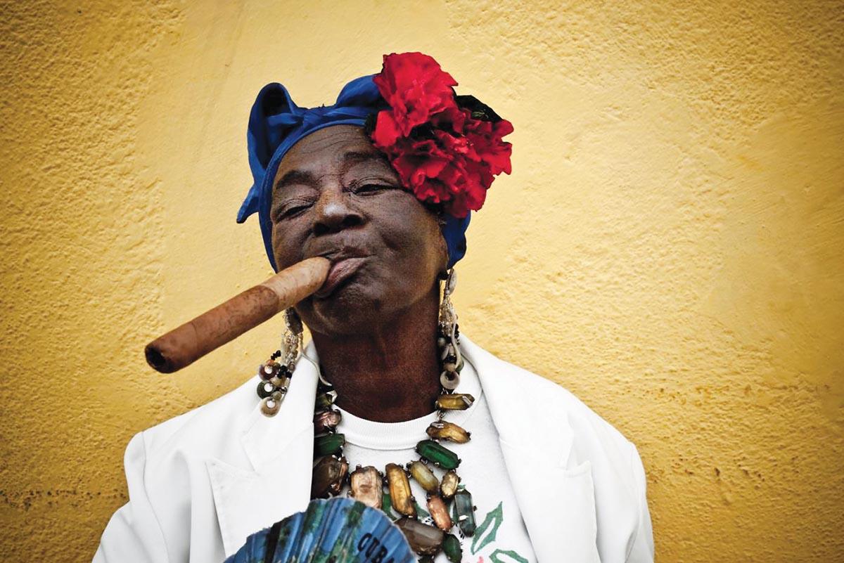 Greg Davis, Santaria Sass, Cuba, Photography