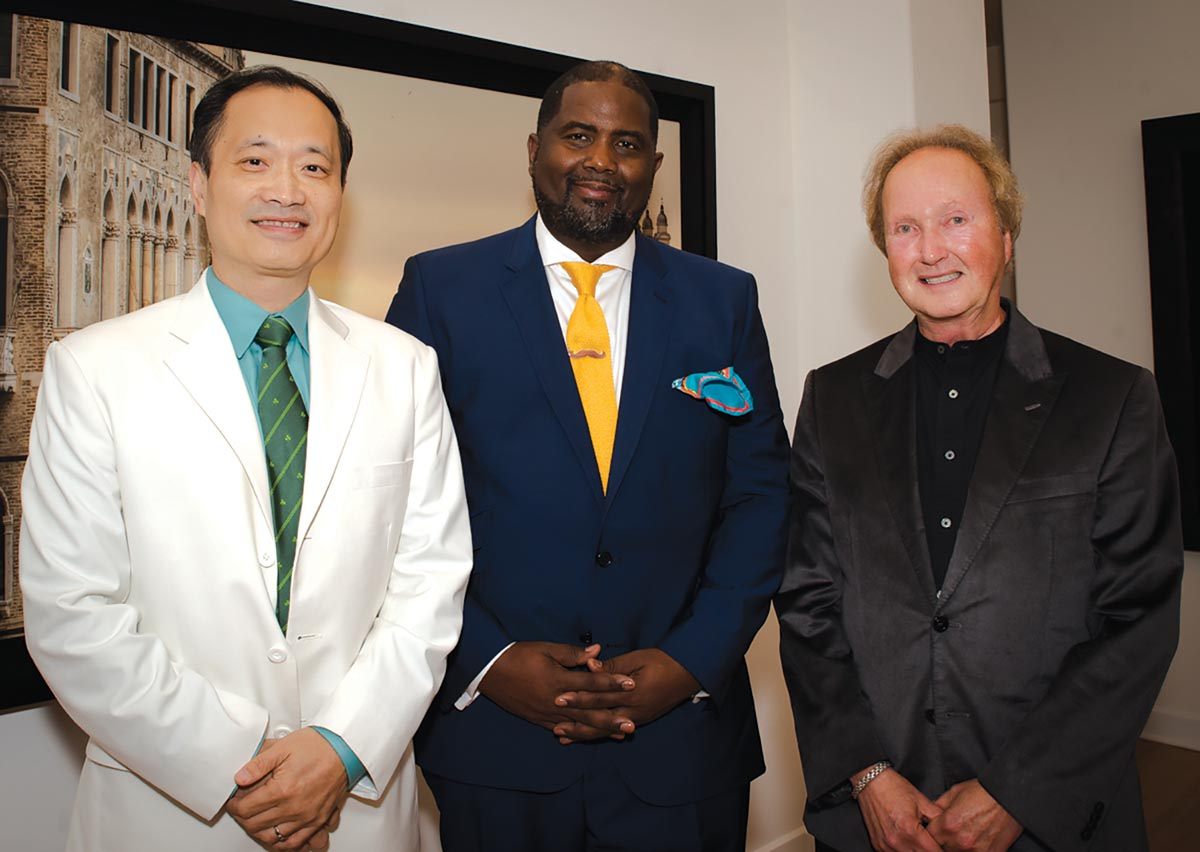 2-lipman-and-sotheby-dr-ming-wang-artist-james-mcarthur-cole-and-larry-lipman
