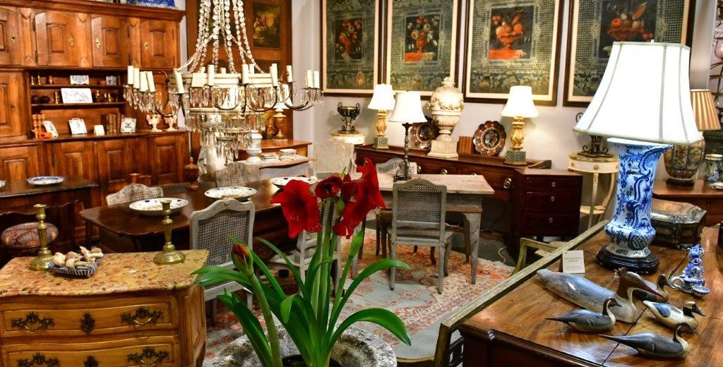 undefined - A Peek Inside The 2018 Antiques And Garden Show Of Nashville Show