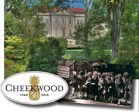 Cheekwood Botanical Garden and Museum of Art turns 50 this January! -