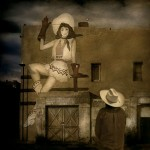 The Happy Cowgirl