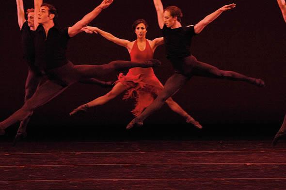 Nashville Ballet, photographed Marianne Leach