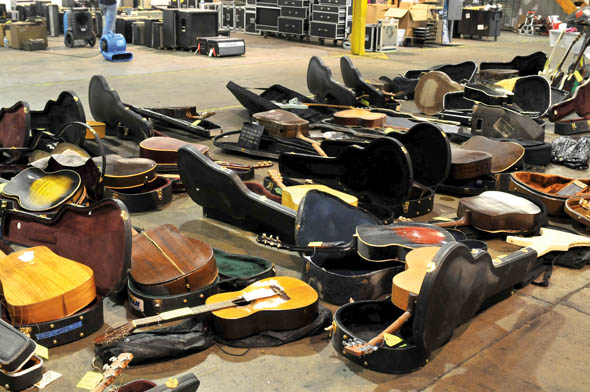 Nashville Flood, by Jim McGuire