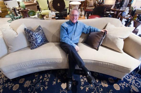 Barry Wilker, photo by Jerry Atnip