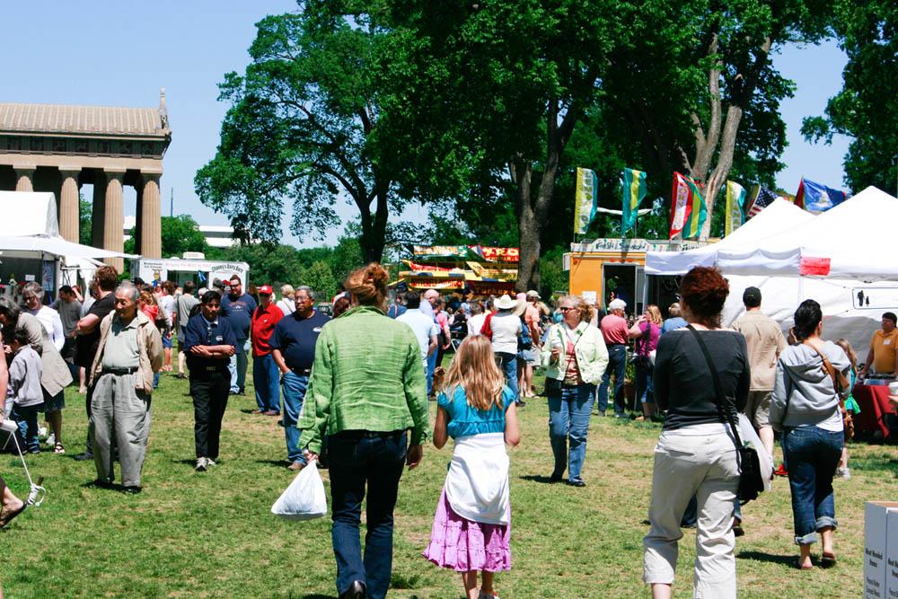 Taca S Spring Craft Fair