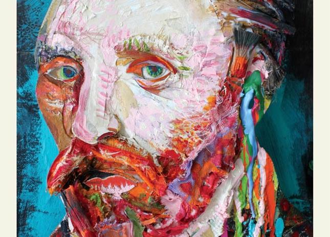 Matthew Collins Artist