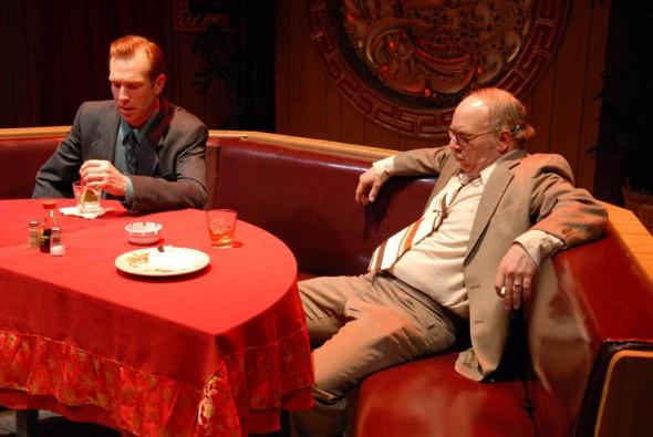 Glengarry Glen Ross, David Compton, Henry Haggard, photo Harry Butler