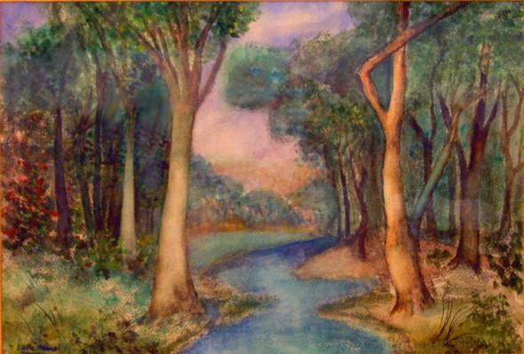 David Manas Forest Meditation