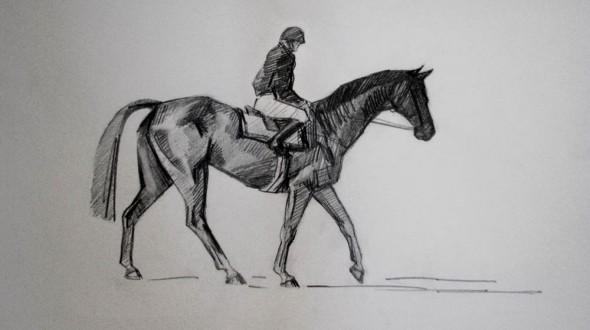 Iroquois Pencil Study1