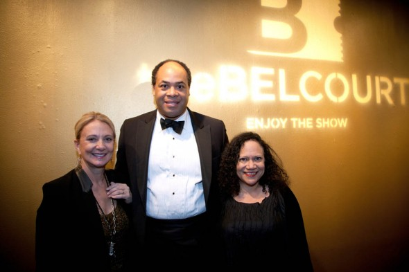 Oscars at the Belcourt - Lee Pratt, David Ewing and Alice Randall